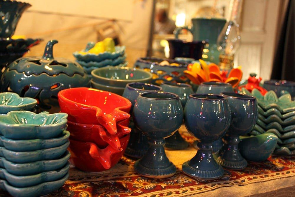 روایتی بر تکرار و تنوع در صنایع دستی